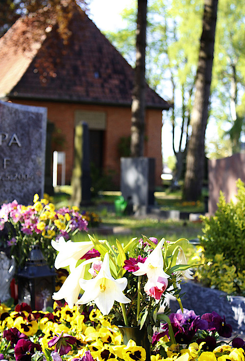 Friedhof St. Andreas Schlutup